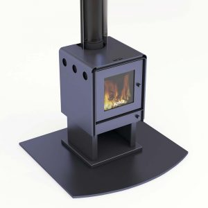 Freestanding Wood Fireplaces