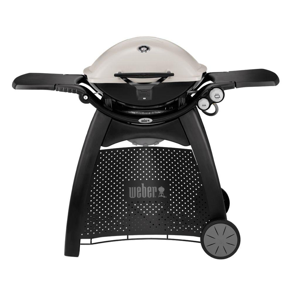 Weber Family Q Premium Wellington Bbqs Fire